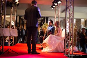 Freie Trauung bei der Hochzeitsmesse auf Schloss Oelber in Baddeckenstedt