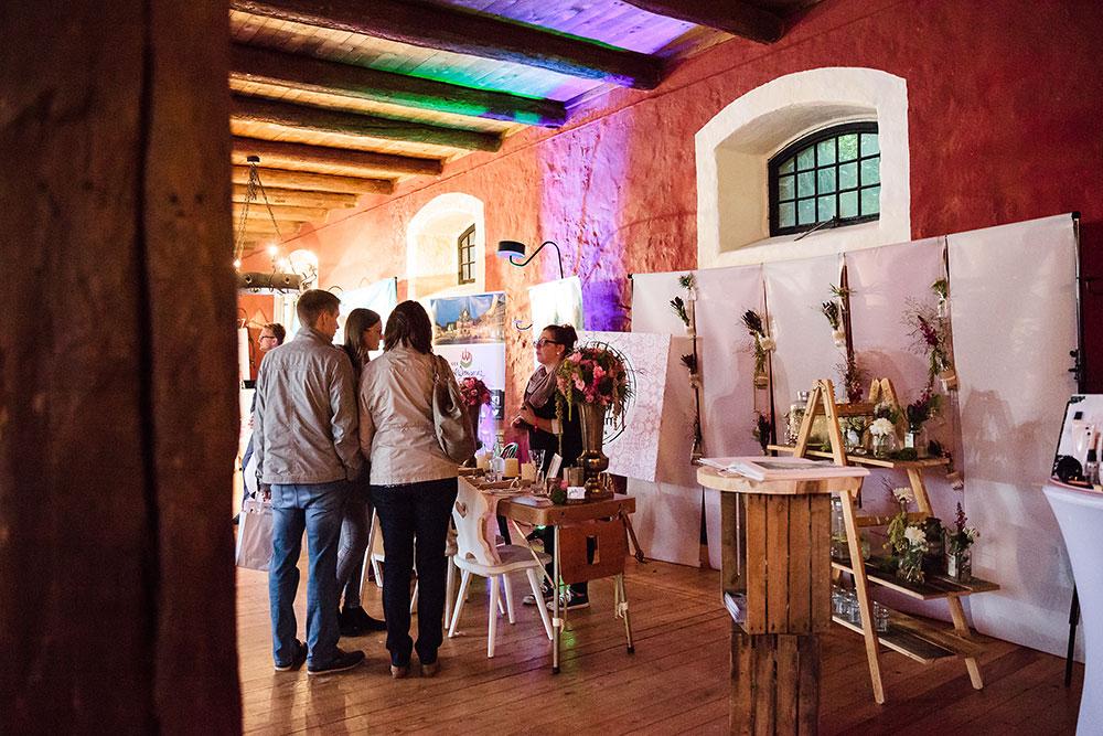 Foto Messeaussteller - Hochzeitsmesse auf Schloss Oelber