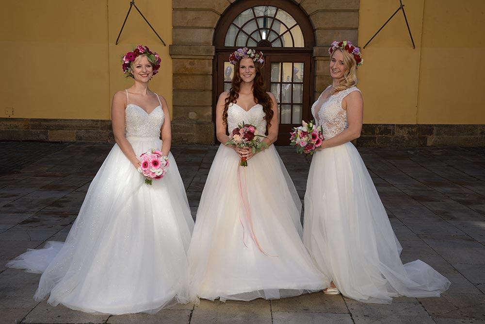 Foto Brautmodenschau Hochzeitsmesse Hannover