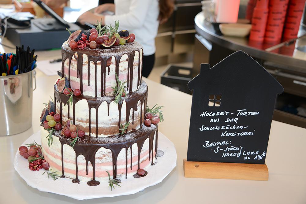 Foto Kuchen - Hochzeitsmessen in Niedersachsen