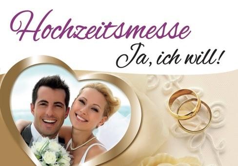 Bild Ankündigung Hochzeitsmesse auf Schloss Landestrost in Neustadt am Rübenberge