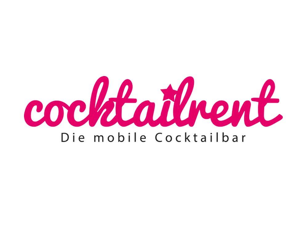Logo cocktailrent - Aussteller Hochzeitsmesse Schloss Oelber 2019