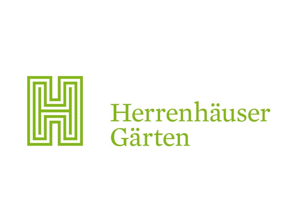 Logo Herrenhäuser Gärten Hannover Partner von C.H.EVENTS