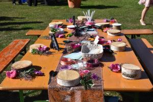 Foto Workshop unsere Hochzeitsmesse auf Schloss Oelber 2019