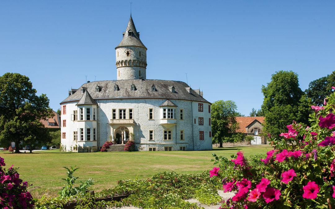 In den Startlöchern: Hochzeitsmesse auf Schloss Oelber 2019