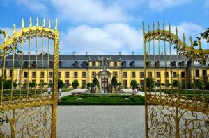 Foto Schloss Herrenhausen - Hochzeitsmesse in Hannover 2019