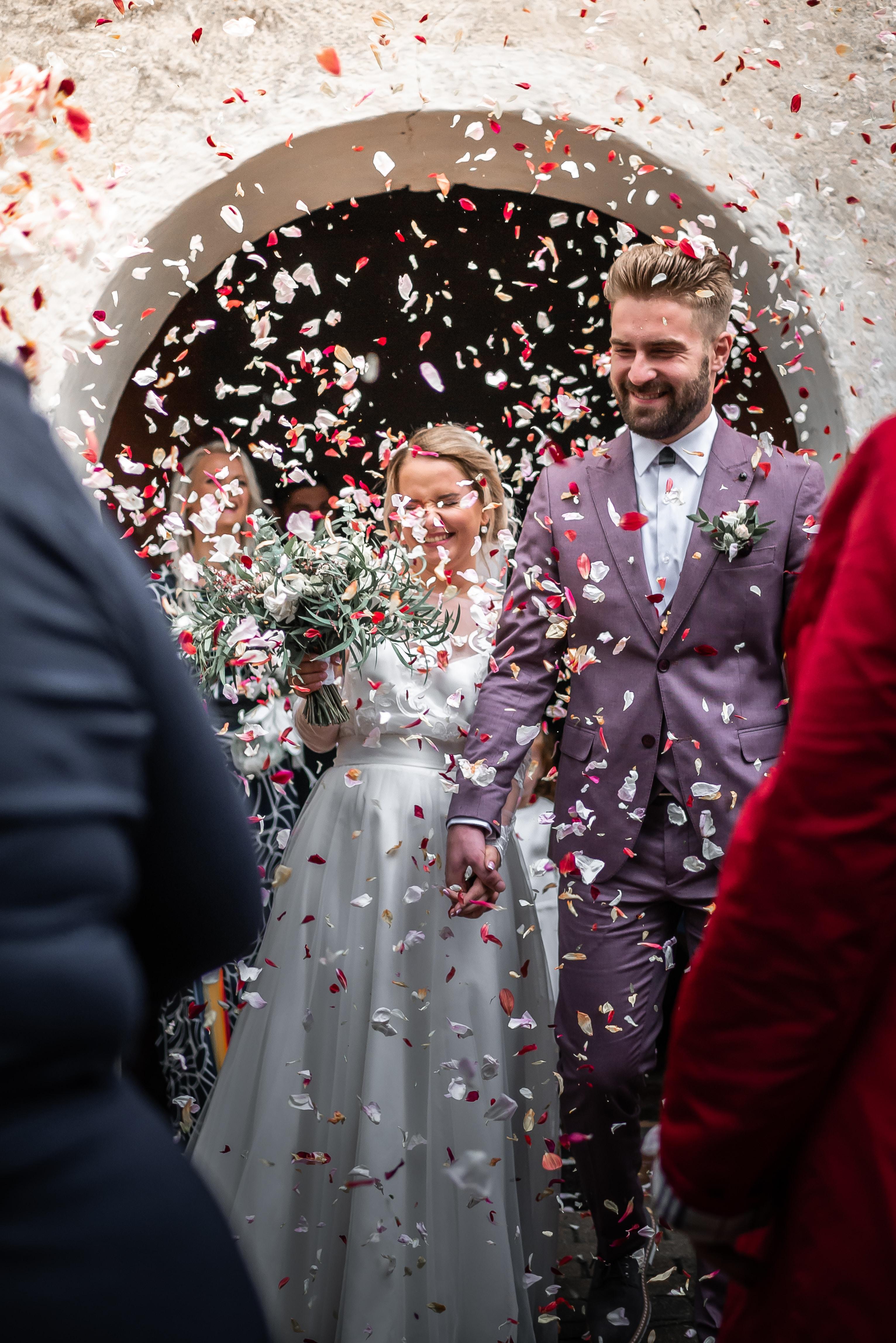 Foto Brautpaar Hochzeitstrends 2020