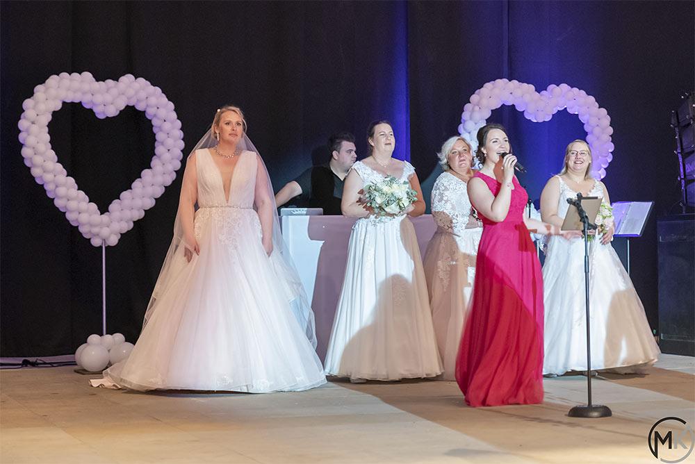 Foto Messeaussteller - Hochzeitsmesse Hannover